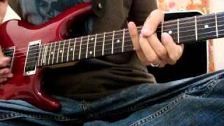 6ixth Sense - Menyesal ( Guitar Cover )