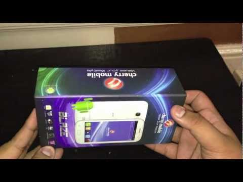 Cherry Mobile Blaze Unboxing and Initial Review
