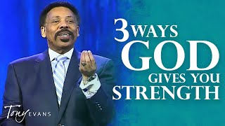 Tony Evans Speaks on Strength in Your Struggles (Preached 02/02/2020)