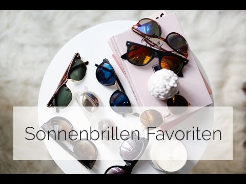 Sonnenbrillen Favoriten