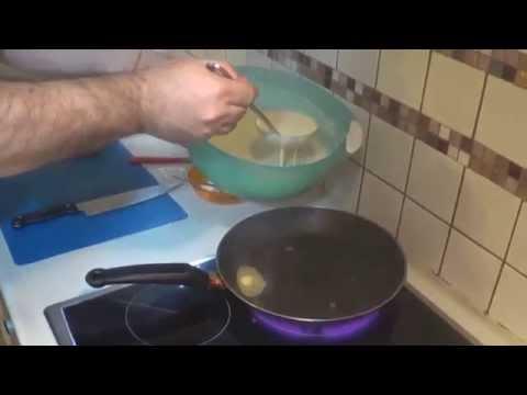 Βασική συνταγή για κρέπες από το thecook.gr