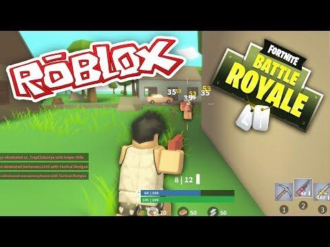 FORTNITE V ROBLOXU?? | Roblox #45 | HouseBox