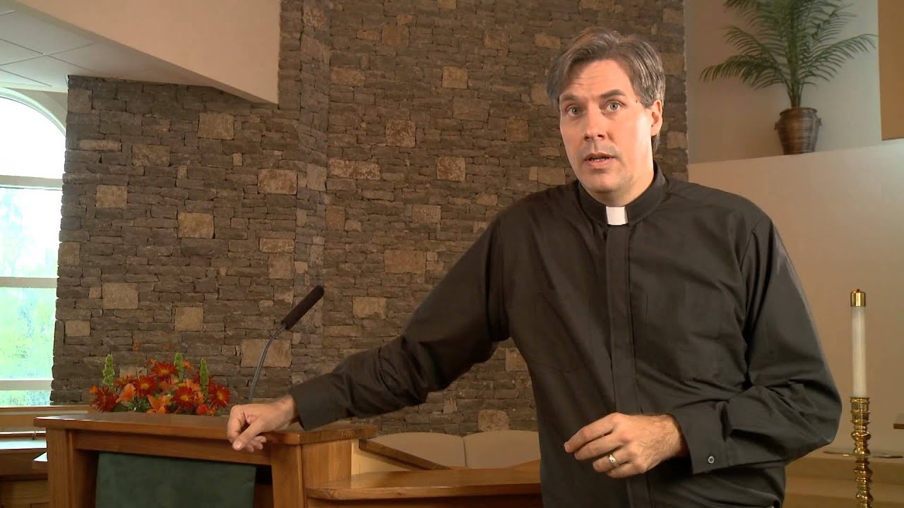 10 | Clerical Collar -- Chuck Knows Church