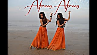 Afreen Afreen Dance cover | Choreography - Feet2beat