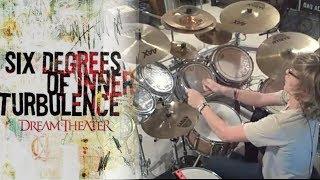 Kyle Abbott - Dream Theater - The Glass Prison (Drum Cover)