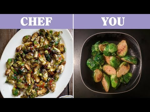 Why Are Restaurant Brussels Sprouts Better than Homemade?