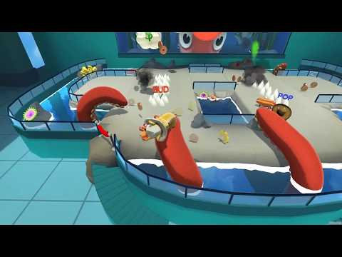 Sausage Sports Club - Gameplay Trailer thumbnail