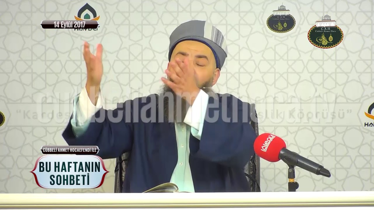 İslamoğlu Söylesin Âdem Aleyhisselam'ın Babası Varsa Anası Kim?