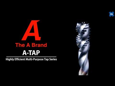 高效率・多機能絲攻 A-TAP