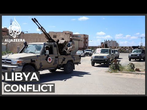 Libya conflict: Government forces stop Haftar from taking Misrata