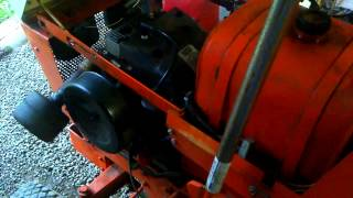 Allis Chalmers 310 engine trouble 2 of 2
