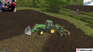 farming simulator 17 /Meadow Grove farm/ day 17 / seasons