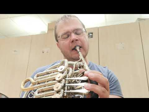 French Horn Practice high