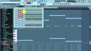 Witch House Tutorial - Synthesis - Lead Production