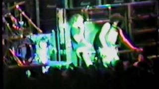 """D.R.I. - """"The Five Year Plan"""" - Olympic Auditorium, Los Angeles, CA - November 7, 1986"""