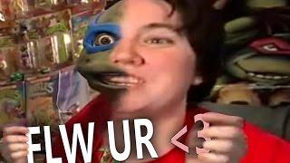 Follow Your Heart ft. TMNT Turtle Gurl (Hip-Hop Remix)