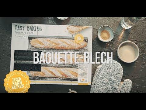Baguette-Blech
