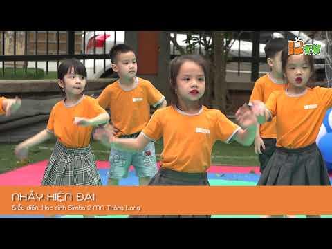 Nhảy hiện đại Simba2 2021 Sport day