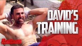 David's Training Behind The Scenes - Video - Brothers