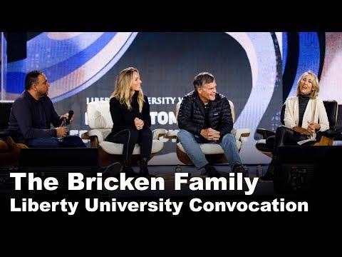 The Bricken Family - Liberty University Convocation