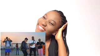 Mayorkun Ft. Peruzzi, Dremo & Yonda   Red Handed (Official Video) REACTION||Sika Selorm