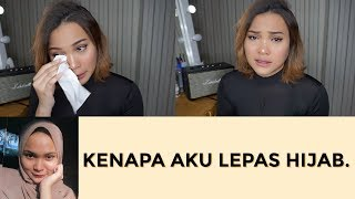 KENAPA AKU NGELEPAS HIJAB. / WHY I TAKE OFF MY HIJAB STORY. | Dinda Shafay Video thumbnail