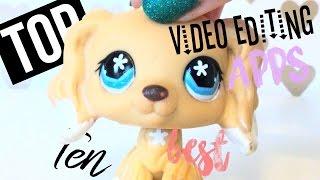 TOP TEN BEST VIDEO EDITING APPS!💻