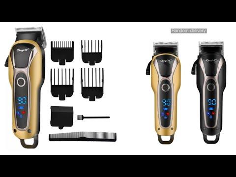 Машинка для стрижки волос CkeyiN Hair clipper