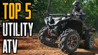 TOP 5 BEST UTILITY ATV 2020 I COOLEST QUAD BIKES 2020