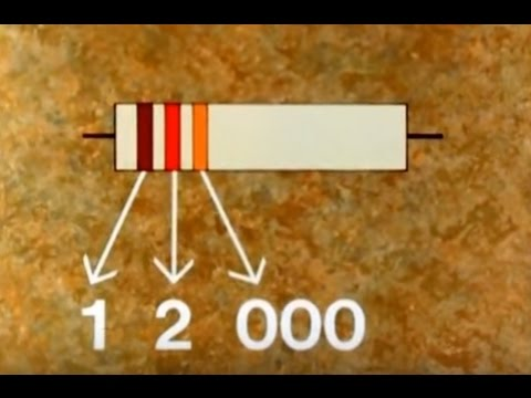 Reading Resistor Color Codes - Identification of Resistors - Made Easy