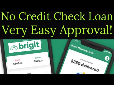 Major Game Changer! No Credit Check Loan! Very Easy Approval! 0% Interest from Brigit