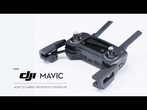 Mavic Tutorial Videos - Flight Control & Maintenance