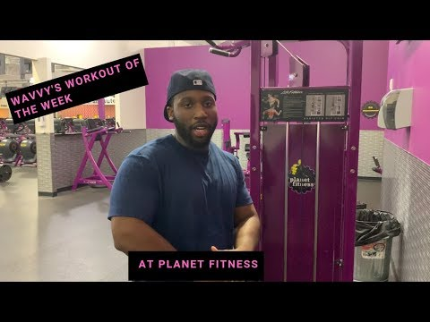 TUTORIAL: How To Use The Assisted Dip Machine At (PLANET FITNESS)