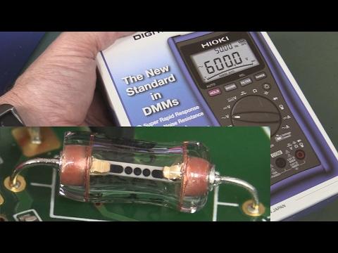 EEVblog #973 - Hioki Multimeter Review & Clamp Meter Teardown