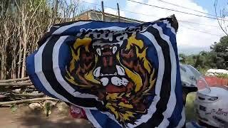 Konvoi Simpatik AREMA 2016 Atas Juara Piala Bhayangkara Torabika Cup Part1