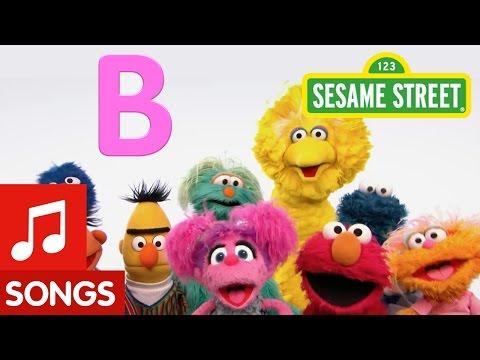 Sesame Street: Letter B! (New Letter of the Day Song)