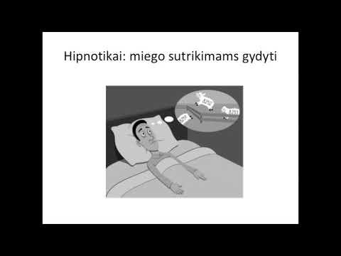Nistagmas su hipertenzija