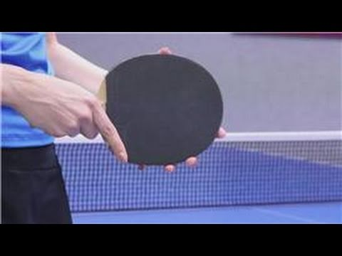 Table Tennis : Ping Pong Paddle Information