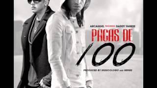 Pacas De 100   Arcangel Ft Daddy Yankee Sentimiento Elegancia Y Maldad