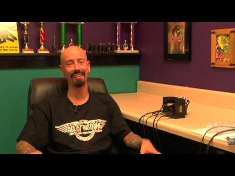 Video Getting a Tattoo & Maintenance Tips : How to Know if Your Tattoo is Infected