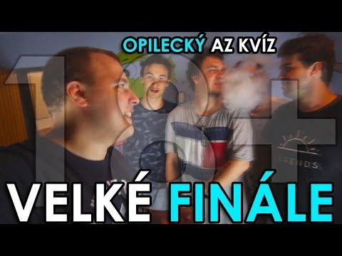 VELKÉ FINÁLE - OPILECKÝ AZ KVÍZ CHALLENGE + (Ati & Lukefry & Čmelák) part 2