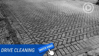 Block Paving Cleaning | Driveway Jet Washing [RACE AGAINST TIME]