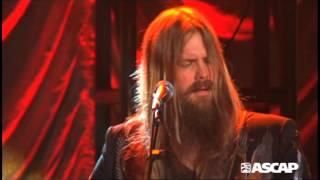 "Chris Stapleton performs ""Amanda"" at ASCAP Country Music Awards"