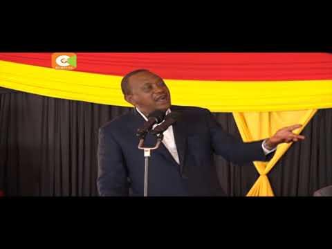 President Kenyatta denies intimidating Judiciary