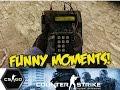 How to play CS GO like a noob? CS GO Funny moments