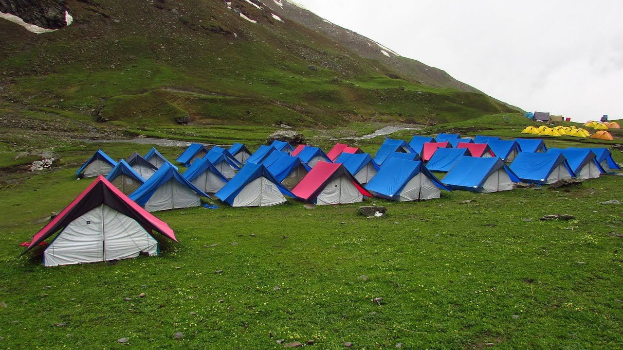 Girl's Special Bhrigu Lake Trek Video