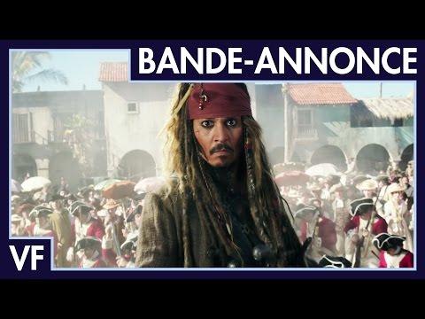 Pirates des Caraïbes : La Vengeance de Salazar - Nouvelle bande-annonce (VF) I Disney