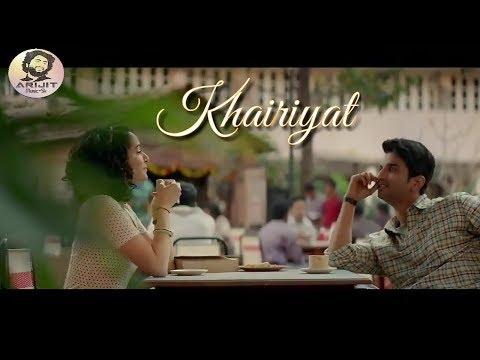 Arijit Singh Khairiyat Happy