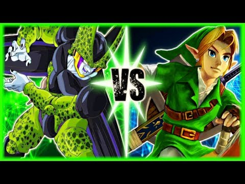 Perfect Cell Vs Link