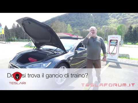 Model S Gancio da Traino